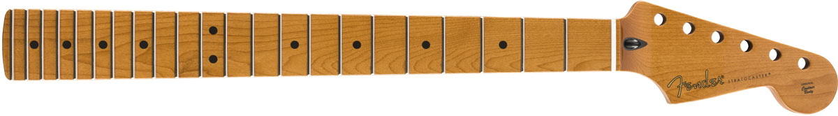 Fender has started selling roasted maple Strat and Tele necks | Guitarworld