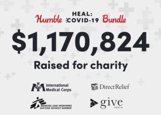 Humble Heal: COVID-18 Bundle