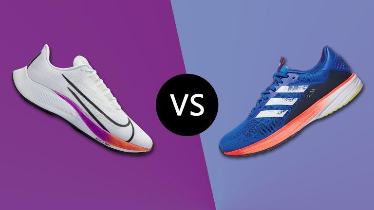 Nike Air Zoom Pegasus 37 vs Adidas SL20