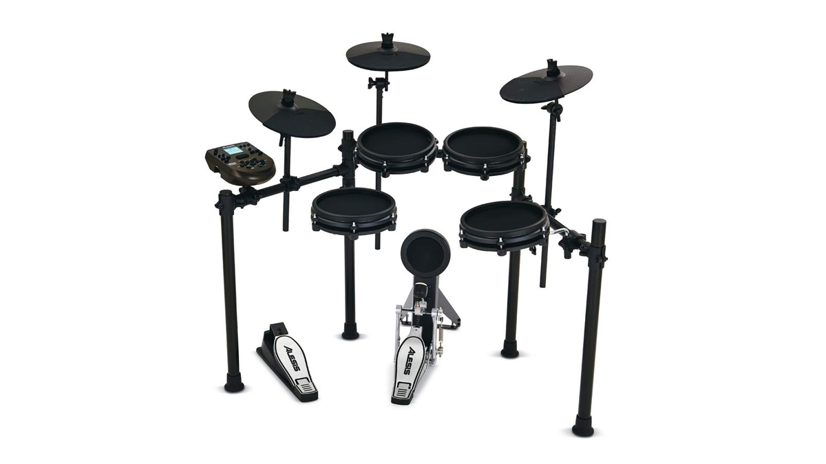 """New Alesis Branded 10/"""" Mesh Replacement Head"""