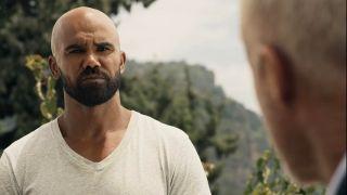Shemar Moore as Daniel Harrelson in S.W.A.T.