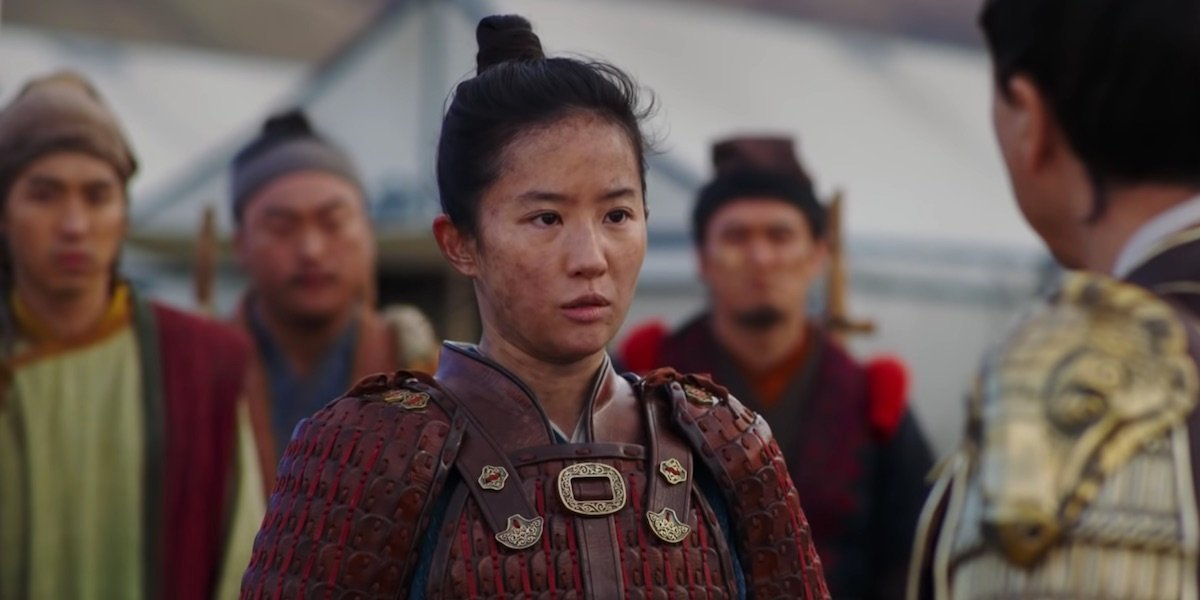 Mulan's Director Reveals The 'Grueling' Physical Audition She Put The New Star Through