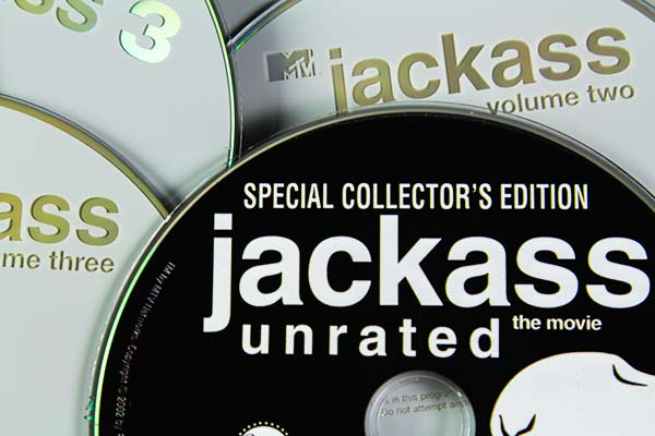Jackass Special Collector's Edition
