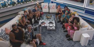Big Brother cast CBS