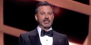 Watch Jimmy Kimmel Crush All The Pandemic Jokes To An Empty Room And...Jason Bateman