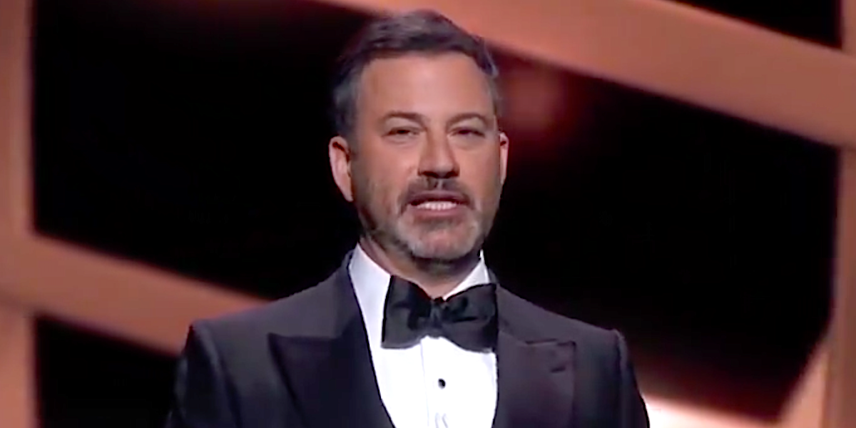 Watch Jimmy Kimmel Crush All The Pandemic Jokes To An Empty Room And...Jason Bateman