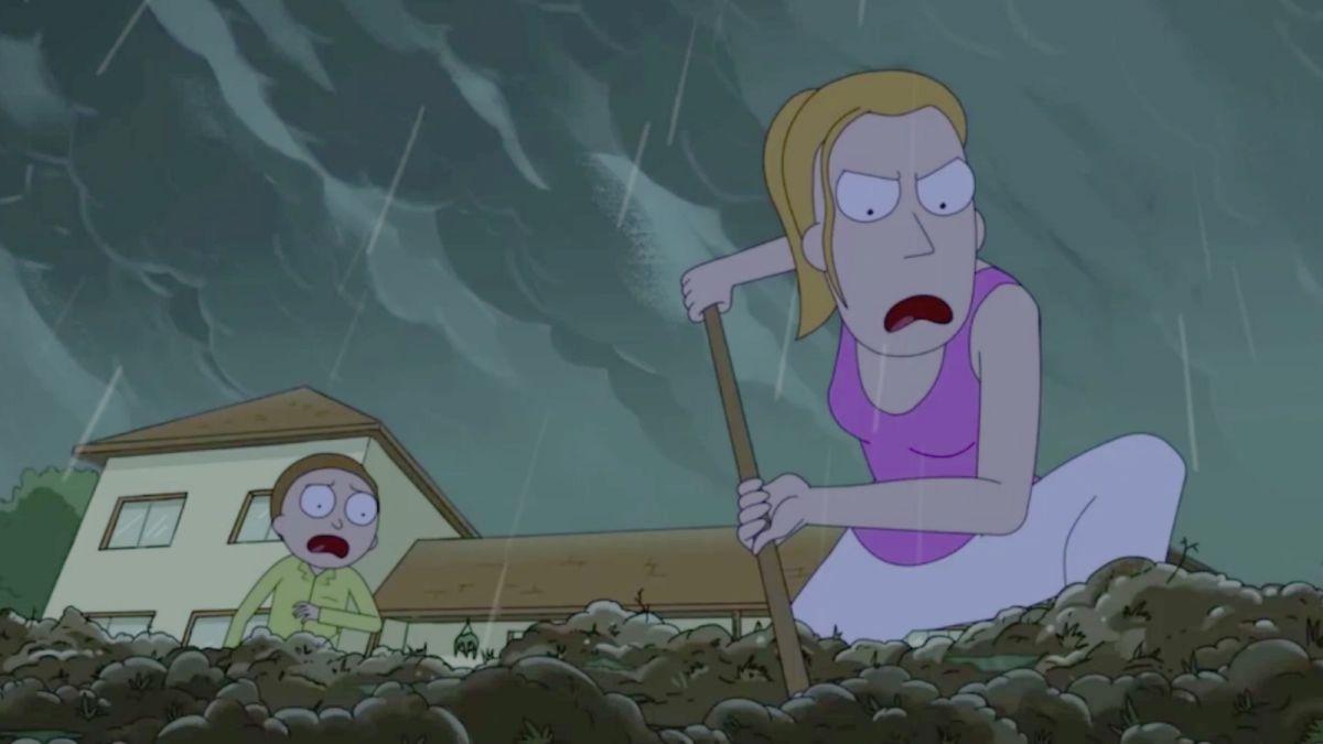Rick And Morty Season 3 Episode 1 Recap Gamesradar