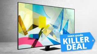 Samsung Q80T QLED TV deal