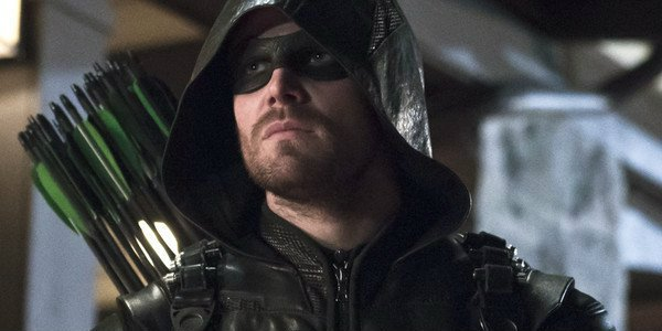Arrow Oliver Queen Stephen Amell