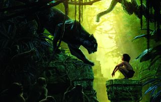 best Christmas films - The Jungle Book