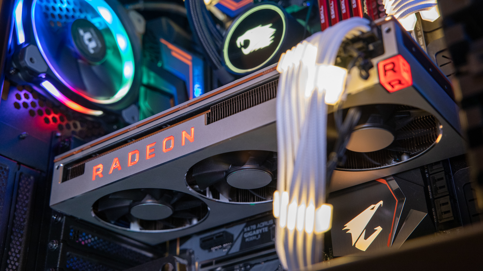 AMD Radeon VII whips past the Nvidia RTX 2080 in these