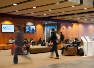 USING DIGITAL SIGNAGE TO ENABLE INSTANT CAMPUS-WIDE COMMUNICATIONS
