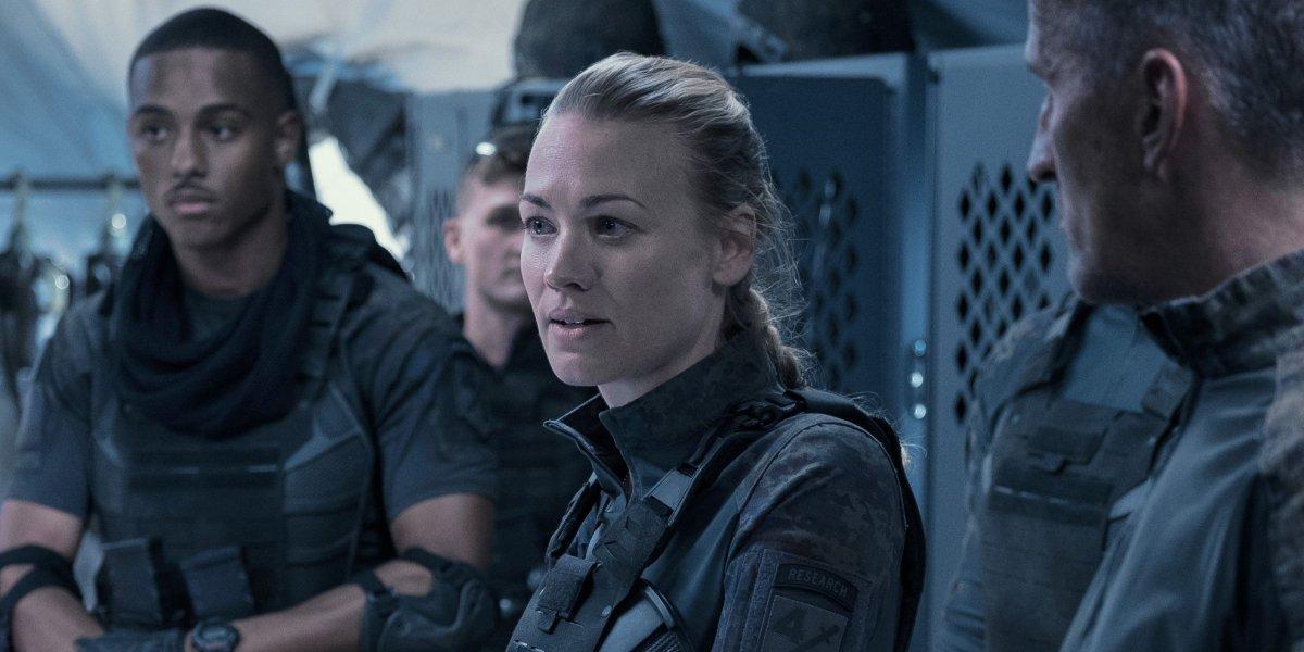 Yvonne Strahovski in The Tomorrow War