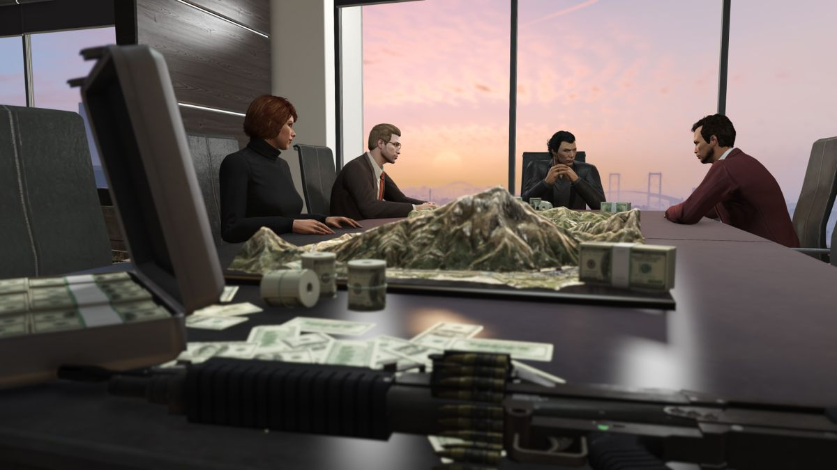 GTA 6 development seemingly confirmed by Rockstar's latest tax return - GamesRadar+