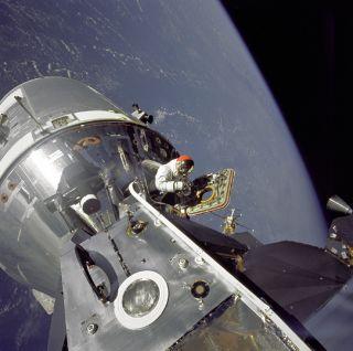 space history, Apollo 9, NASA