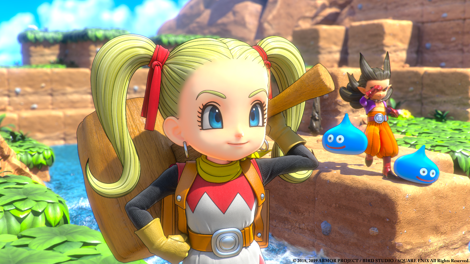 Dragon Quest Builders 2 room recipes guide - how to build every room