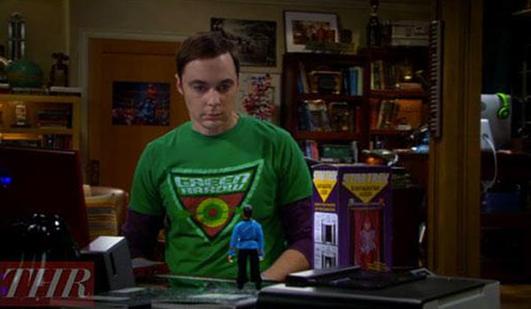 sheldon leonard nimoy doll the big bang theory cbs