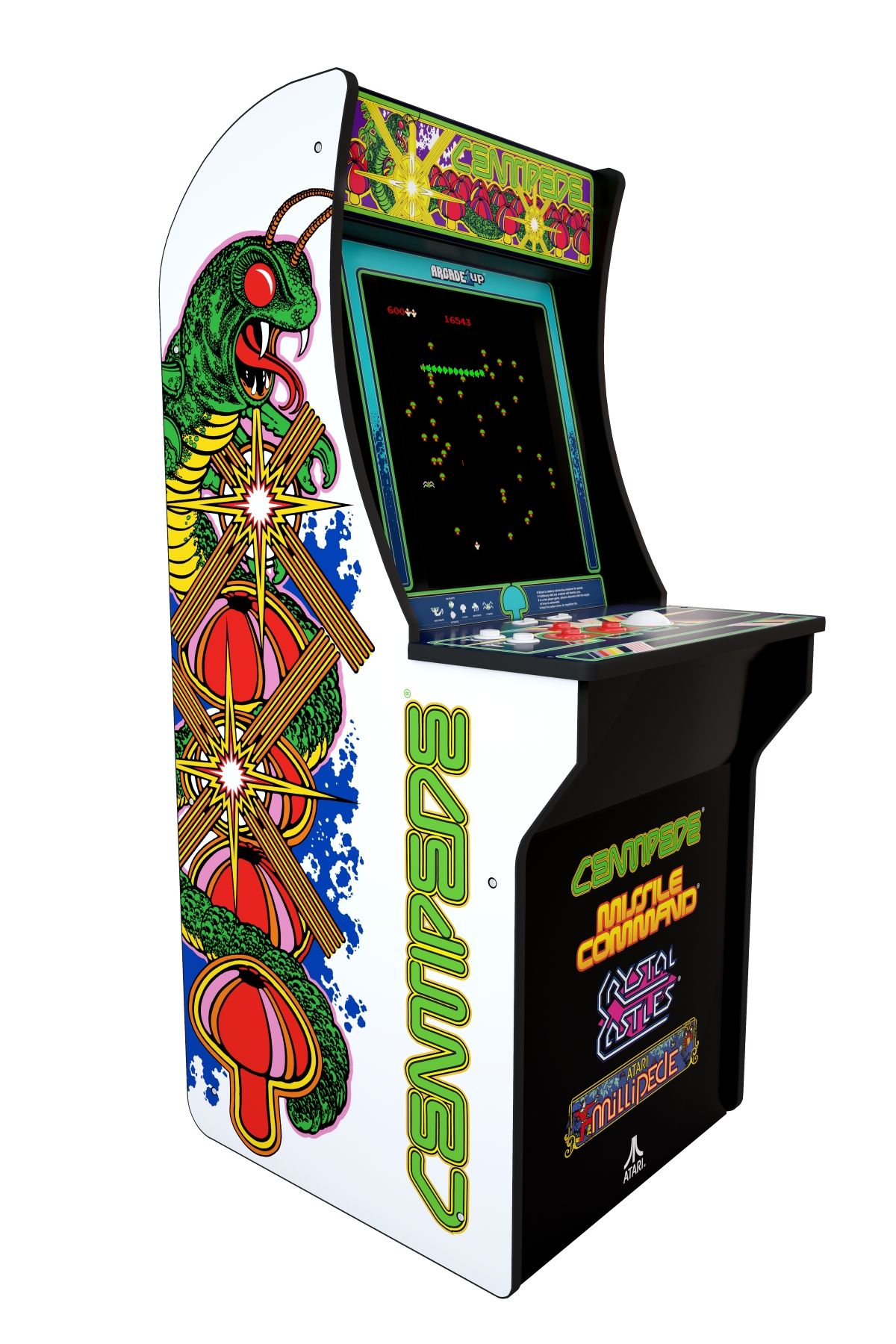 You can buy an Arcade1Up retro arcade cabinet for less than