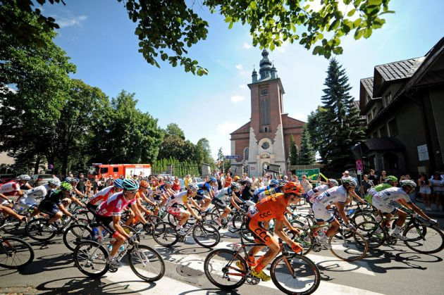 Scenery, Tour of Poland 2013, stage five