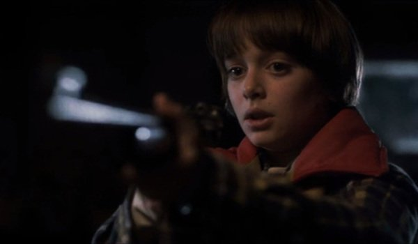stranger things will byers gun