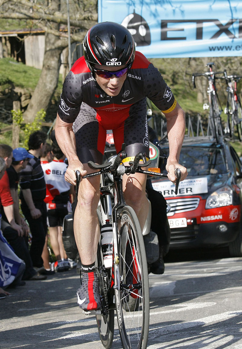 Chris Horner wins Tour of the Basque Country 2010