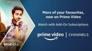 Prime Video Channels service has been launched in India