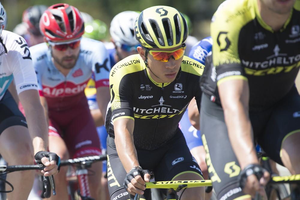 sneakers for cheap 3bd86 1b025 Mitchelton–Scott director explains why Caleb Ewan missed out ...