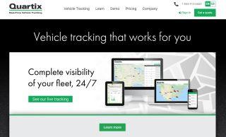 Quartix Inc fleet management services