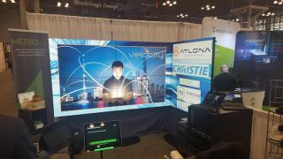 Atlona Demonstrates Christie Spyder Integration at NAB New York