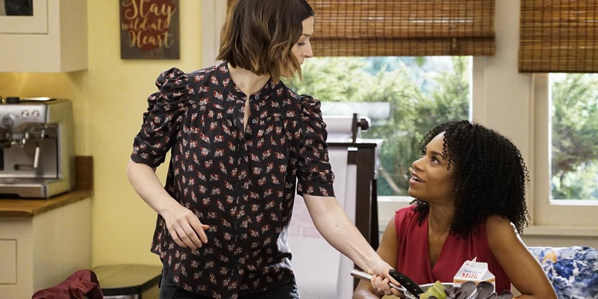 Grey's Anatomy Season 16 premiere Amelia and Maggie ABC