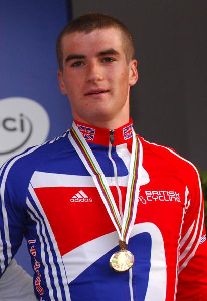 Johnny Bellis Stuutgart world championships podium bronze