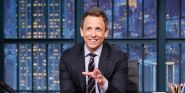 Seth Meyers Dropped A Vicious Harvey Weinstein Death Joke During The Golden Globes
