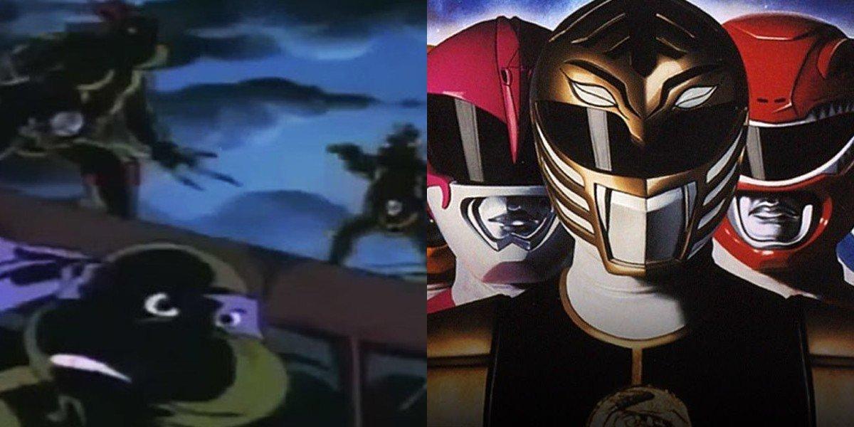 Power Rangers Vs. Teenage Mutant Ninja Turtles: What Was The Better Series In The '90s