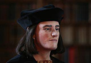 facial reconstruction of King Richard III