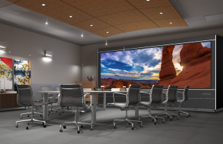 The Video Wall Experience Redefined: Prysm's LPD 6K Series Makes Public Debut at InfoComm 2018
