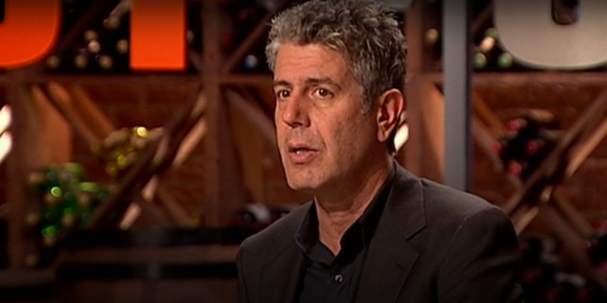 Anthony Bourdain in Top Chef