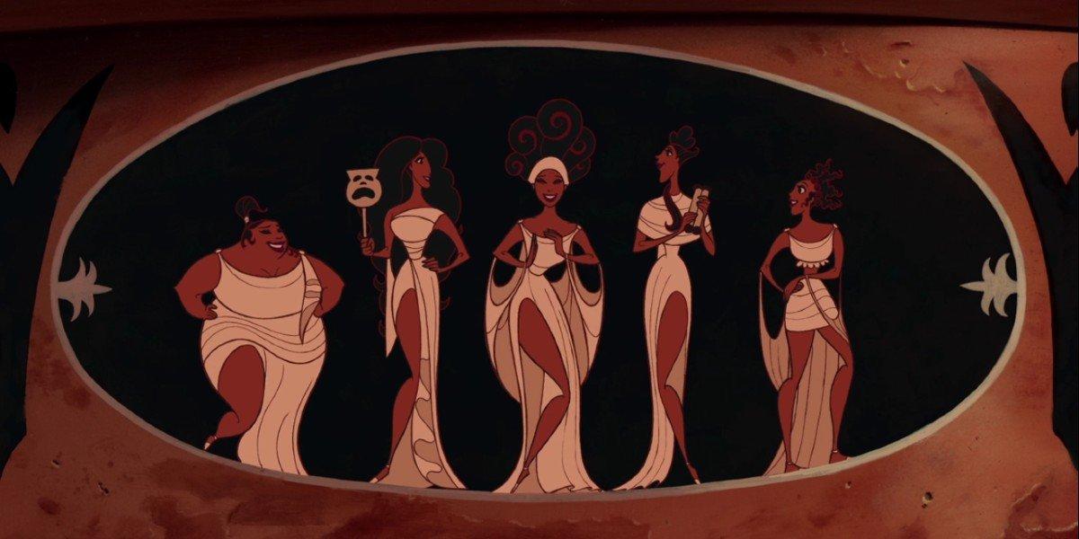 Hercules' the Muses
