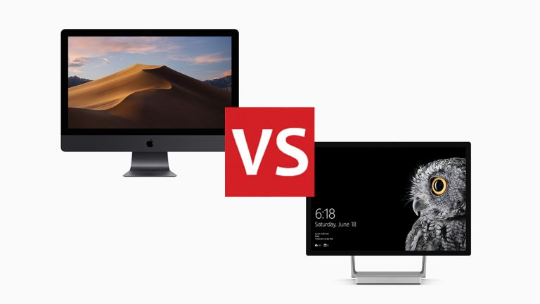 macOS Mojave vs Windows 10