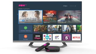 Now TV Black Friday deal: Save £100+ on Sky's streaming service
