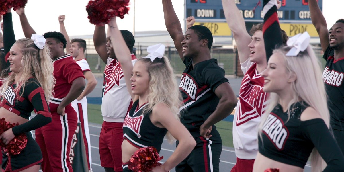cheer season 1 netflix docuseries