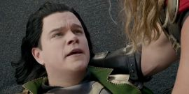 Matt Damon Opens Up About Thor: Love And Thunder Cameo, And Sign Me Up