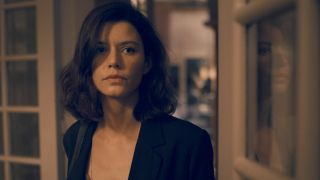 "Beren Saat in Netflix original series ""Atiye"" —aka ""The Gift."""