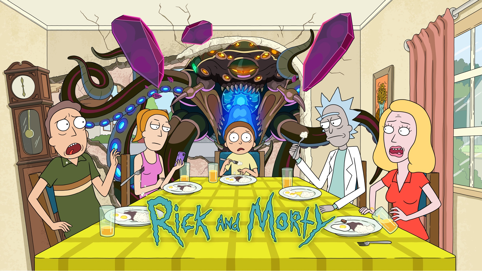 Rick And Morty Season 5 Release Date Episode 1 Reviews And Hulu And Hbo Max Details Tom S Guide