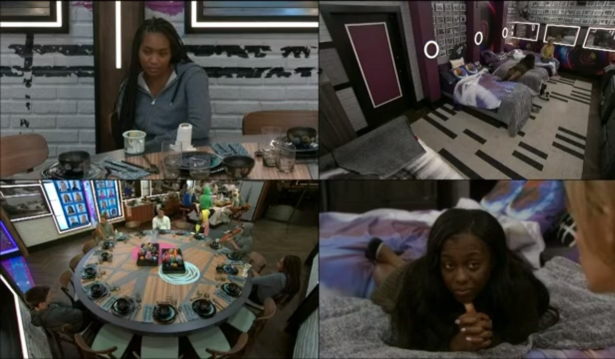 Quad Cam Big Brother All-Stars