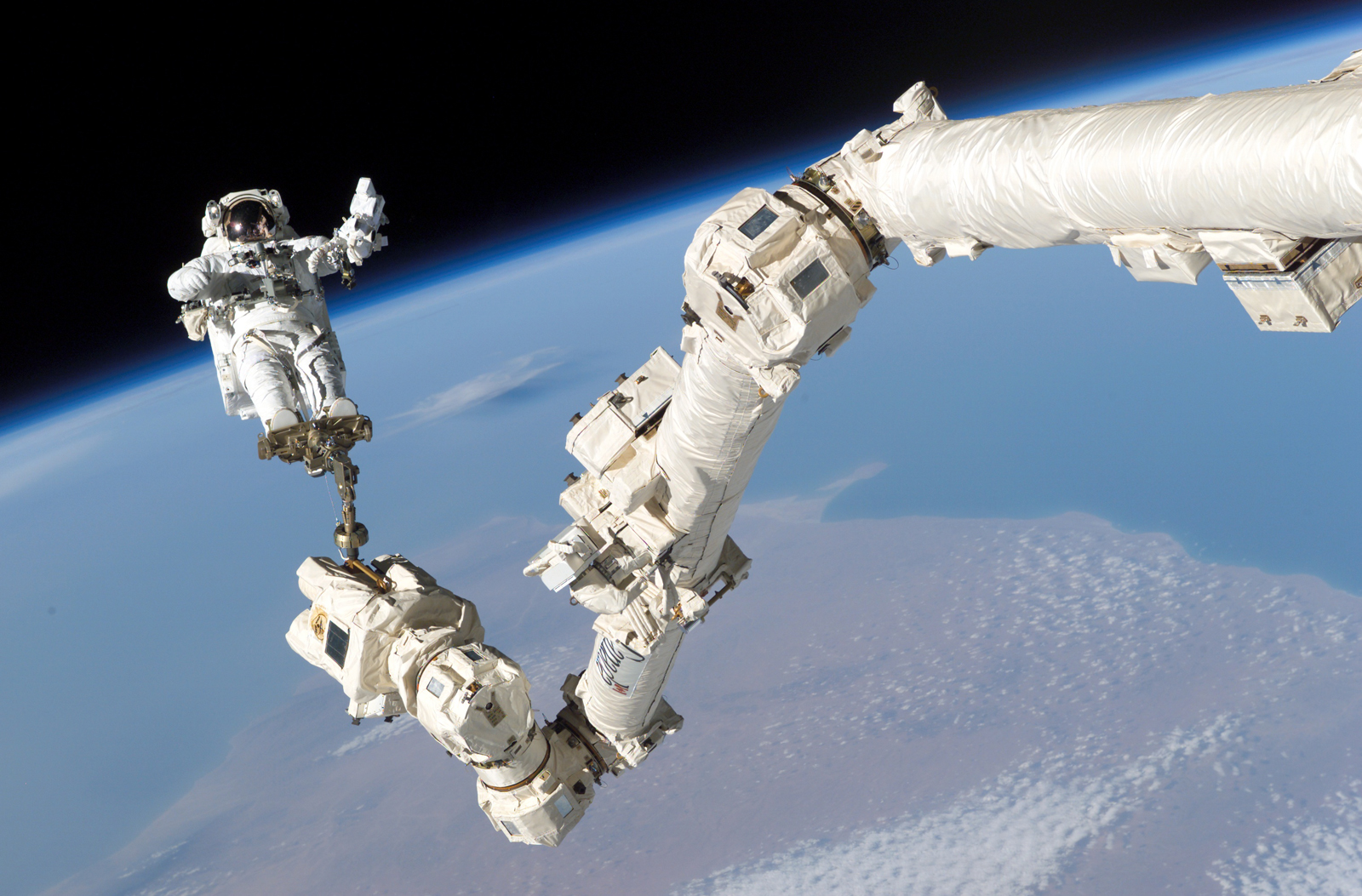 How a Robot Arm in Space Inspired Tech for Surgery on Earth | Space