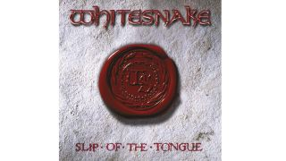 """Steve Vai: Whitesnake's Slip Of The Tongue was """"the first rock record that has a seven-string guitar throughout the whole thing"""" 