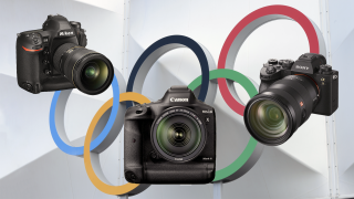 Nikon D6 vs Canon EOS-1D X Mark III vs Sony A9 II