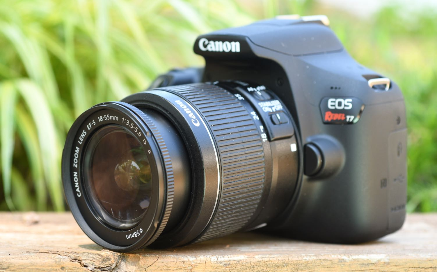 Canon EOS Rebel T7 - Full Review and Benchmarks | Tom's Guide