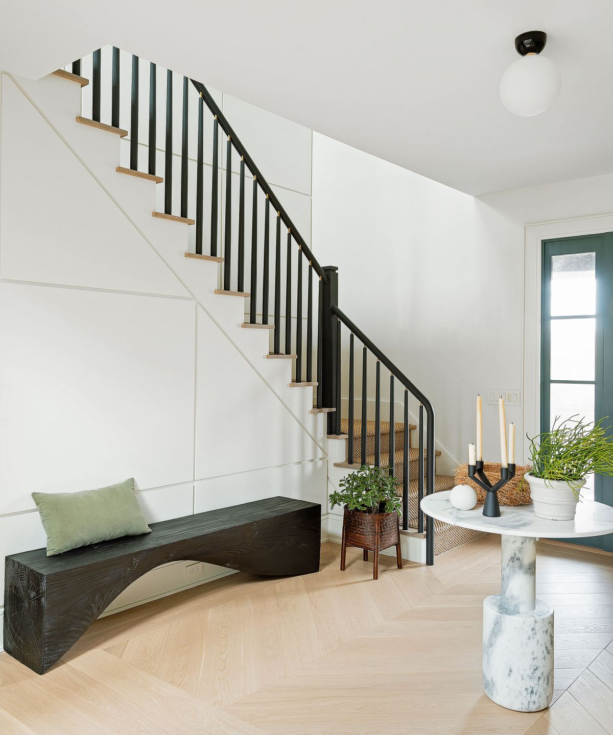 Staircase Railing Ideas Stylish Balustrades For Every Home Homes Gardens