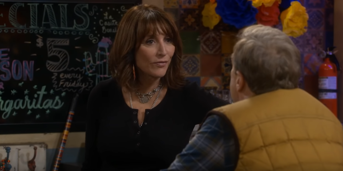 katey sagal louise the conners abc